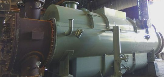Heat Exchanger| Deaerators | Exhaust Diffusers| Heavy  Fabrication