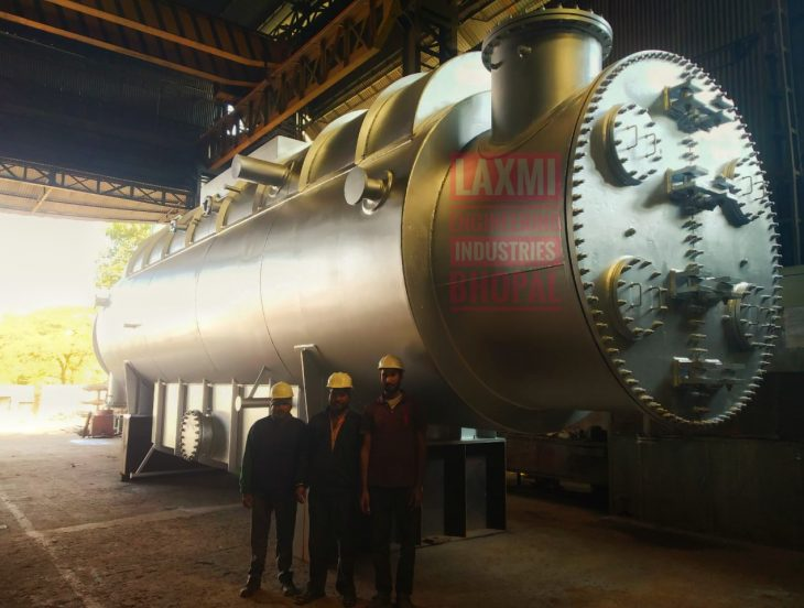 Condenser - Laxmi Engineering Industries (Bhopal)